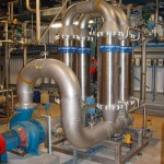 Industrielle Cross- Flow-Filtration