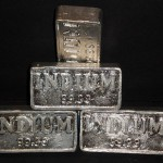 Indium-Metall