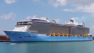 Anthem of The Seas, Royal Carribean Intl.